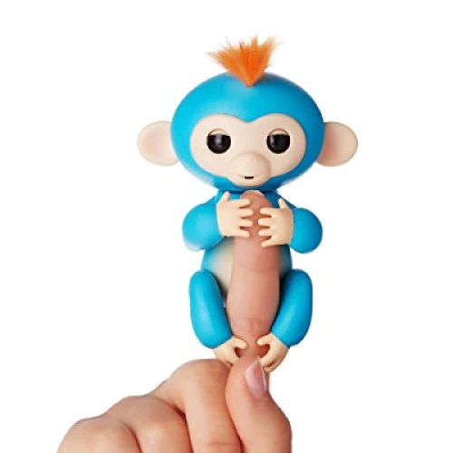Maimutica inteligenta si distractiva Happy Monkey fingerlings [3]