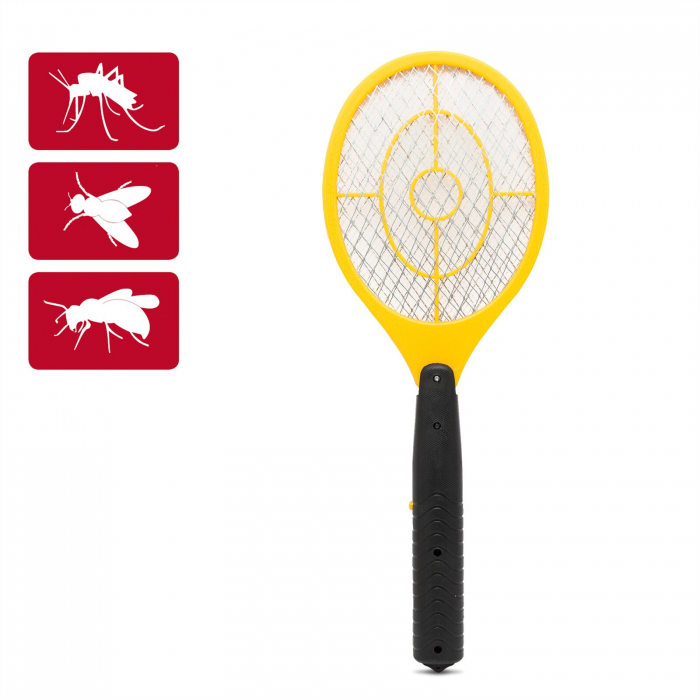 Paleta Plici Electric pentru Muste si Insecte, Dimensiuni 45x16 cm [0]