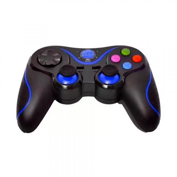 Gamepad LEHUAI-9078 Bluetooth Pentru Telefon , Tableta , PC , Smart TV , Smart Box Cu Acumulator Integrat [2]
