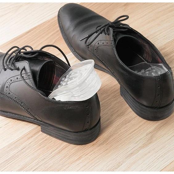 Inaltatoare din gel de silicon suport calcaie BellFyd®, lavabile, marime unica, unisex, antiderapante [1]