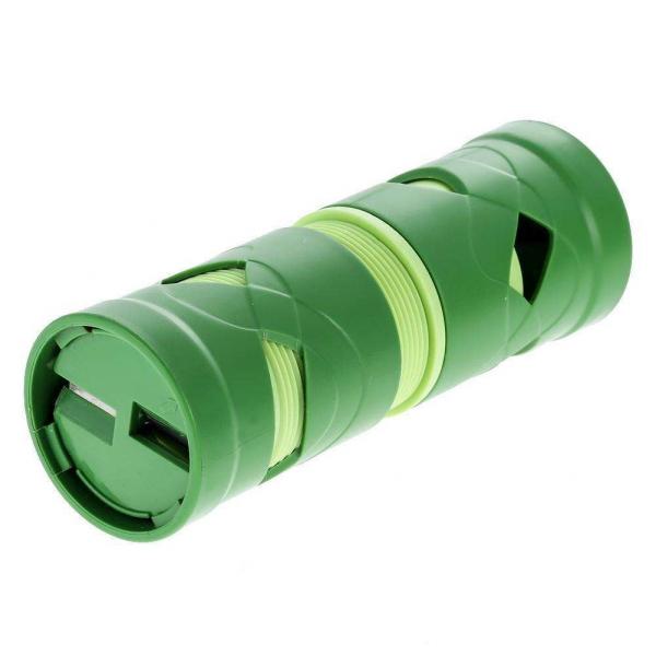 Feliator legume si fructe in forma de spirala,Culoare verde [1]