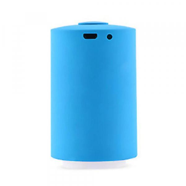 Mini aparat electric de vidat pungi, 5 pungi de etansare incluse, albastru [0]