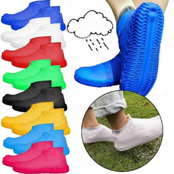 Huse pentru incaltaminte, impermeabile, din latex , waterproof [2]