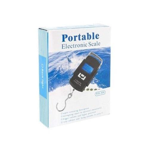Cantar de mana portabil cu LCD, Online Speed Ray [1]