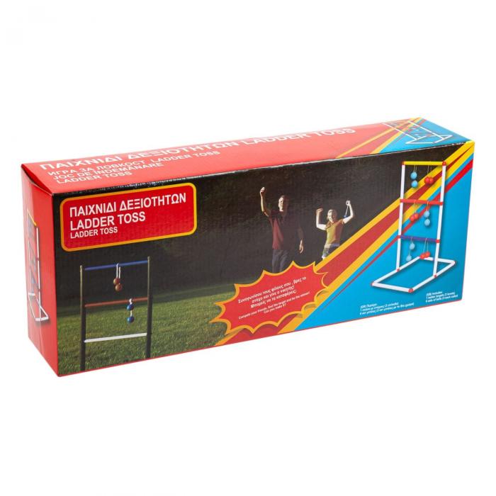 Joc de indemanare, Ladder Toss, 29x6x29 cm [2]