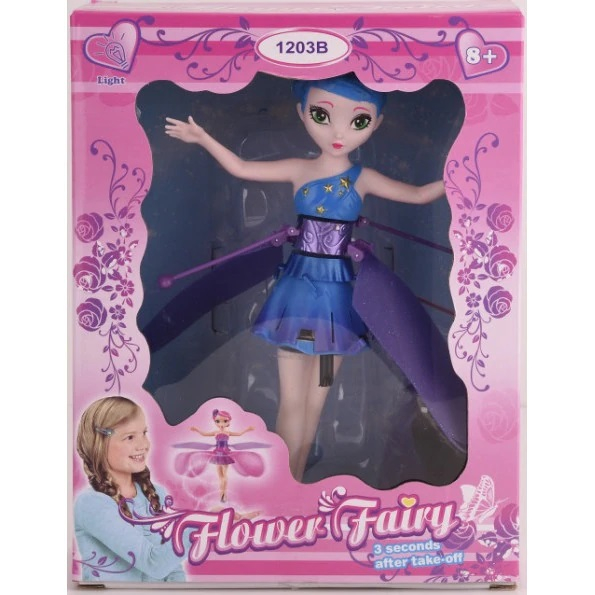 Papusa zana zburatoare Flower Fairy [1]