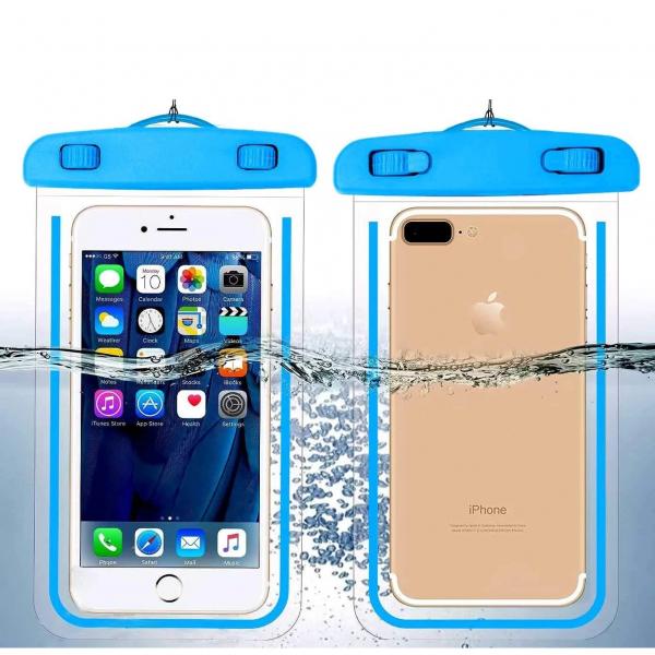 Husa Subacvatica, Waterproof, Snowproof, Impermeabila, pentru telefon sau documente, Universala [3]