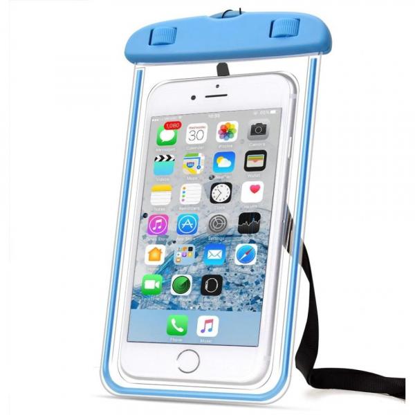 Husa Subacvatica, Waterproof, Snowproof, Impermeabila, pentru telefon sau documente, Universala [0]