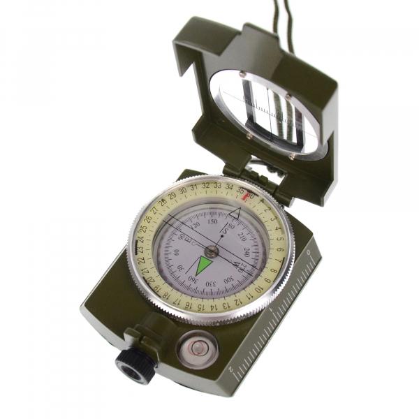 Busola militara cu lupa, compas, saculet K07 [0]