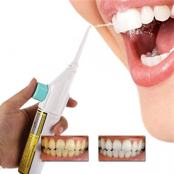Irigator bucal pentru curatare dentara Power Floss [1]