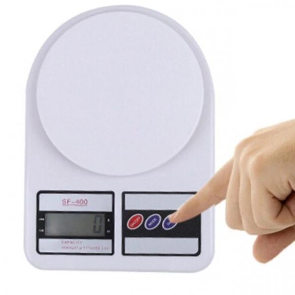 Cantar electronic de bucatarie cu afisaj digital, maxim 7 kg [1]