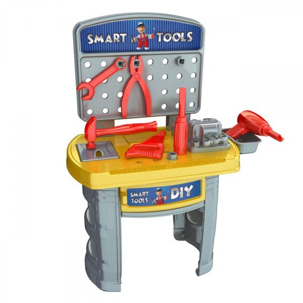 Banc de lucru cu unelte, 35 bucati Smart Tool [0]