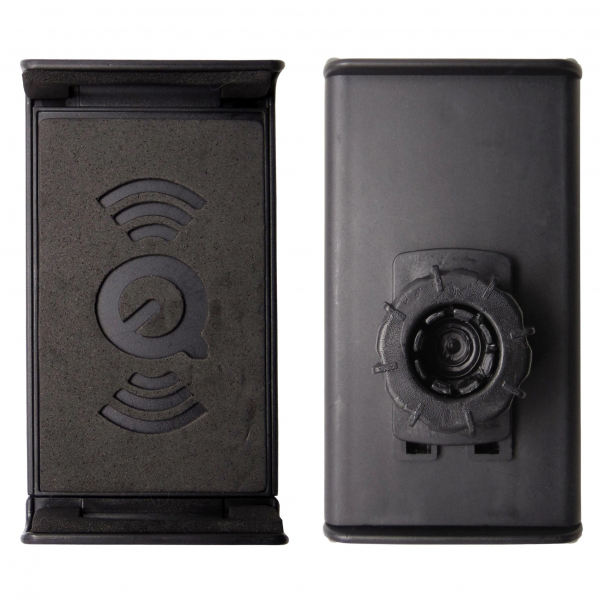 Suport universal flexibil Lazy Neck negru pentru telefon [3]