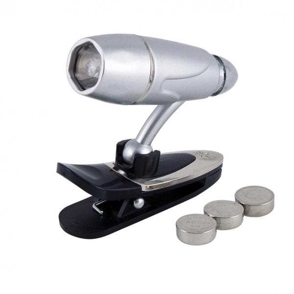 Lampa LED pentru citit cu clema , DT50542 [0]