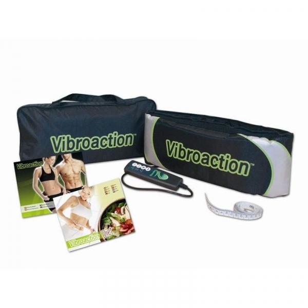 Centura pentru masaj si slabit Vibroaction, pad control [3]