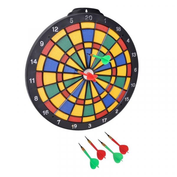 Joc darts pentru copii, 6 sageti [0]