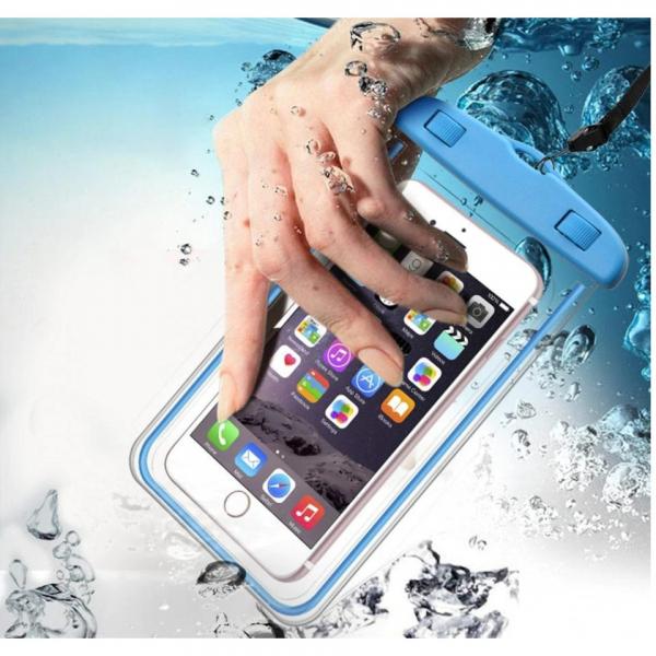 Husa Subacvatica, Waterproof, Snowproof, Impermeabila, pentru telefon sau documente, Universala [1]