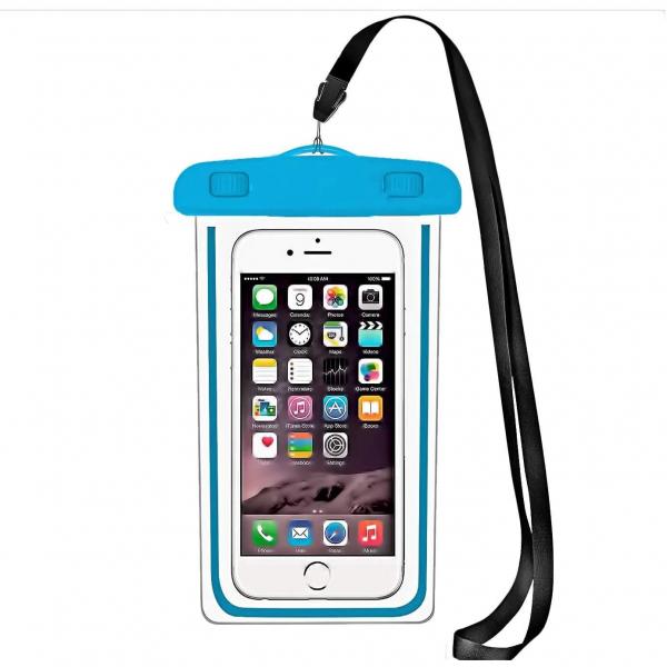Husa Subacvatica, Waterproof, Snowproof, Impermeabila, pentru telefon sau documente, Universala [2]
