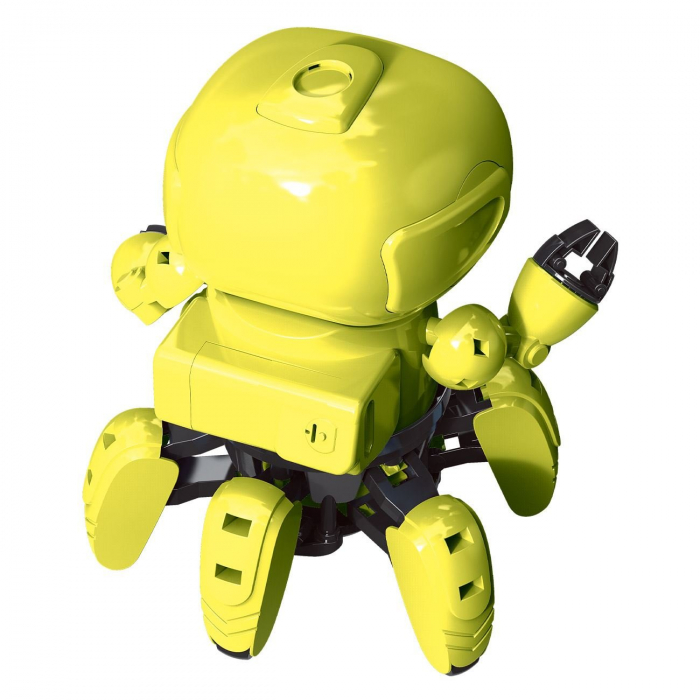 Set Creeaza Robotul Tau, Lioness, 12 x 12 x 16 cm [5]