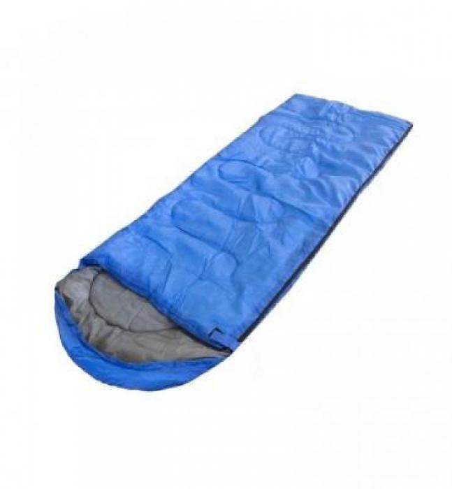 Sac de Dormit 170 x 70 cm - Albastru [0]