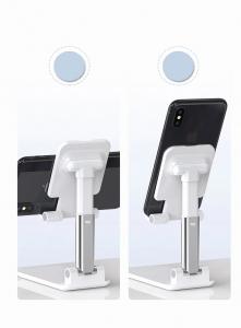 Suport birou telefoane si tablete reglabil aluminiu - Black [4]