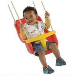 Leagan pentru copii, plastic, max 30 kg, 28x36x42 cm [2]