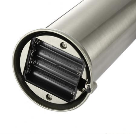 Dozator de Sapun Lichid Metalic cu Senzor 280 ML Capacitate [4]
