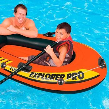 Intex Barca Gonflabila Copii 1 Persoana Explorer Pro 100 137 x 85 x 23 cm [1]
