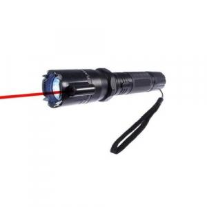 Lanterna WLS 288 cu electrosoc si laser incorporat , 9000 KV, Neagra [1]