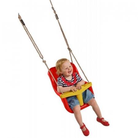 Leagan pentru copii, plastic, max 30 kg, 28x36x42 cm [0]