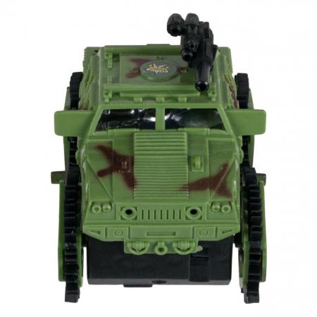 Masina militara cu senile, Lioness, 11 x 8 x 9 cm [1]