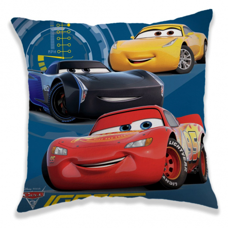 Perna copii, Disney Cars, dimensiune 40x40 cm, CARS054