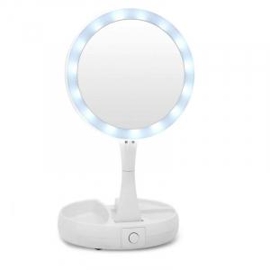 Oglinda cu iluminare My FoldAway Mirror [3]