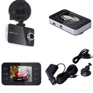 Camera Auto HD Blackbox K-6200, 1080p, 2.4 Inch Display, 2 Led-uri pentru Night Vision [2]