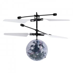 Mini elicopter se ridica pana la 5 m si se controleaza cu palma, + 8 ani , ATS [0]