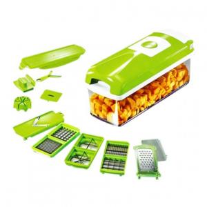 Razatoare de legume multifunctionala EDAR, 11 moduri de taiere, 9 piese [3]
