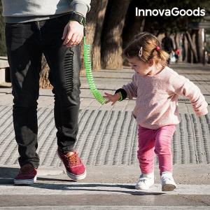 Bratara dubla antipierdere copii, flexibila pana la 240 cm [3]