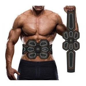 Centura Matheus pentru electrostimulare, abdomen, muschii oblici, alimentare USB [0]
