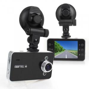 Camera Auto HD Blackbox K-6200, 1080p, 2.4 Inch Display, 2 Led-uri pentru Night Vision [0]
