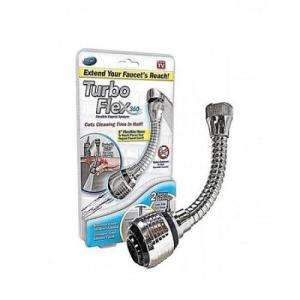 Prelungitor Turbo Flex, Universal, Flexibil, pentru orice Robinet [1]