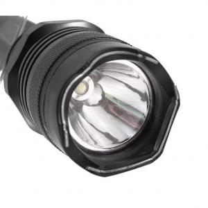 Lanterna cu electrosoc 3 faze material aluminiu 10.000kv [1]