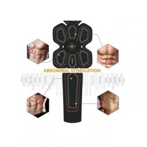 Centura Matheus pentru electrostimulare, abdomen, muschii oblici, alimentare USB [2]
