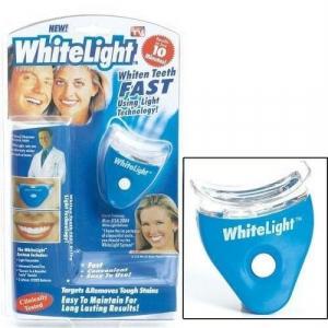 Kit Aparat pentru Albirea Dintilor White Light [1]