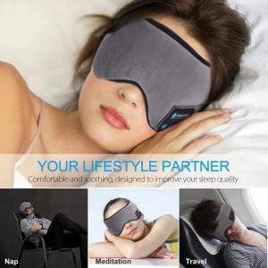 Masca de dormit MIDY 601, cu Casti Wireless, stereo Bluetooth 5.0 [0]