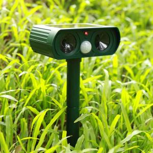 Dispozitiv solar de alarma anti-animale Timeless Tools [0]