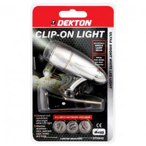 Lampa LED pentru citit cu clema , DT50542 [1]