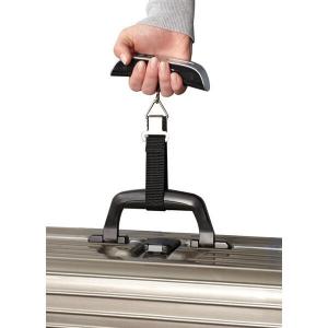 Cantar de mana cu ecran, pentru bagaje si colete, digital, Gri [1]