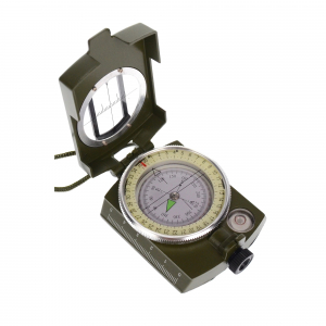 Busola militara cu lupa, compas, saculet K07 [4]