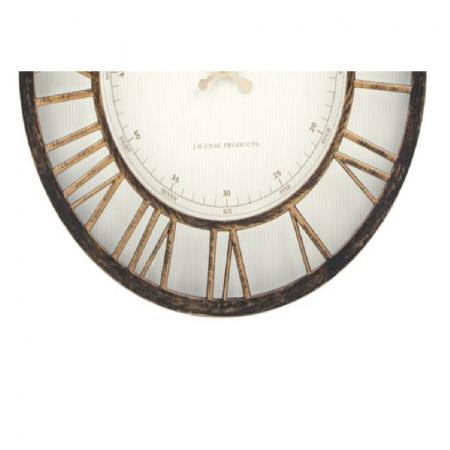 """Ceas decorativ de perete """"Vintage Bronze"""", 41 cm [1]"""
