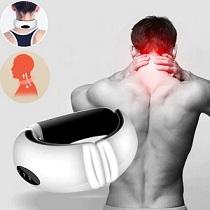 Aparat pentru masajul cervical, cu impulsuri electromagnetice [3]